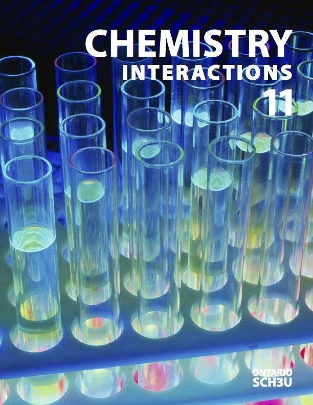 Chemistry Interactions 11