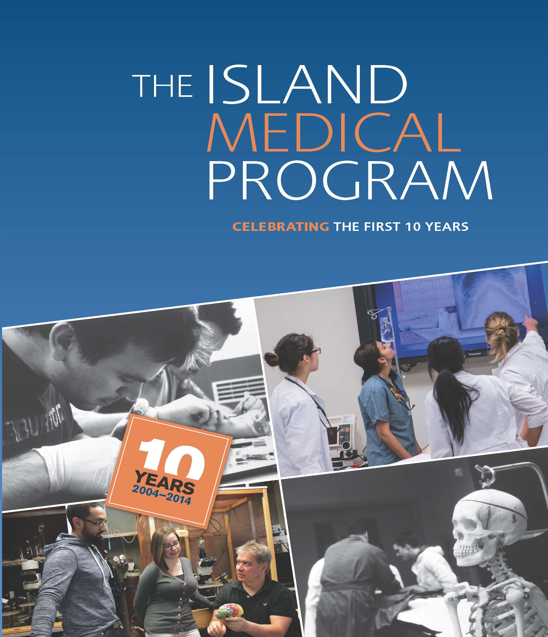 Photos By Ted Grant Enrich A Book Celebrating The First 10 Years Of The Island Medical Program.