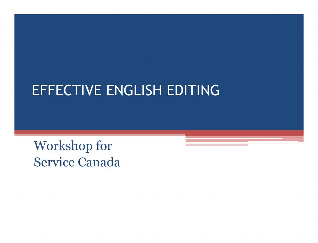 Service-Canada-editing-workshop