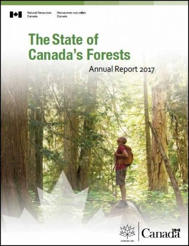 The State of Canada's Forests: Annual Report