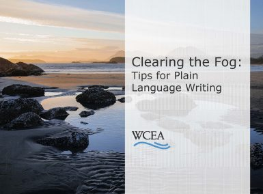Clearing The Fog: Tips For Plain Language Writing